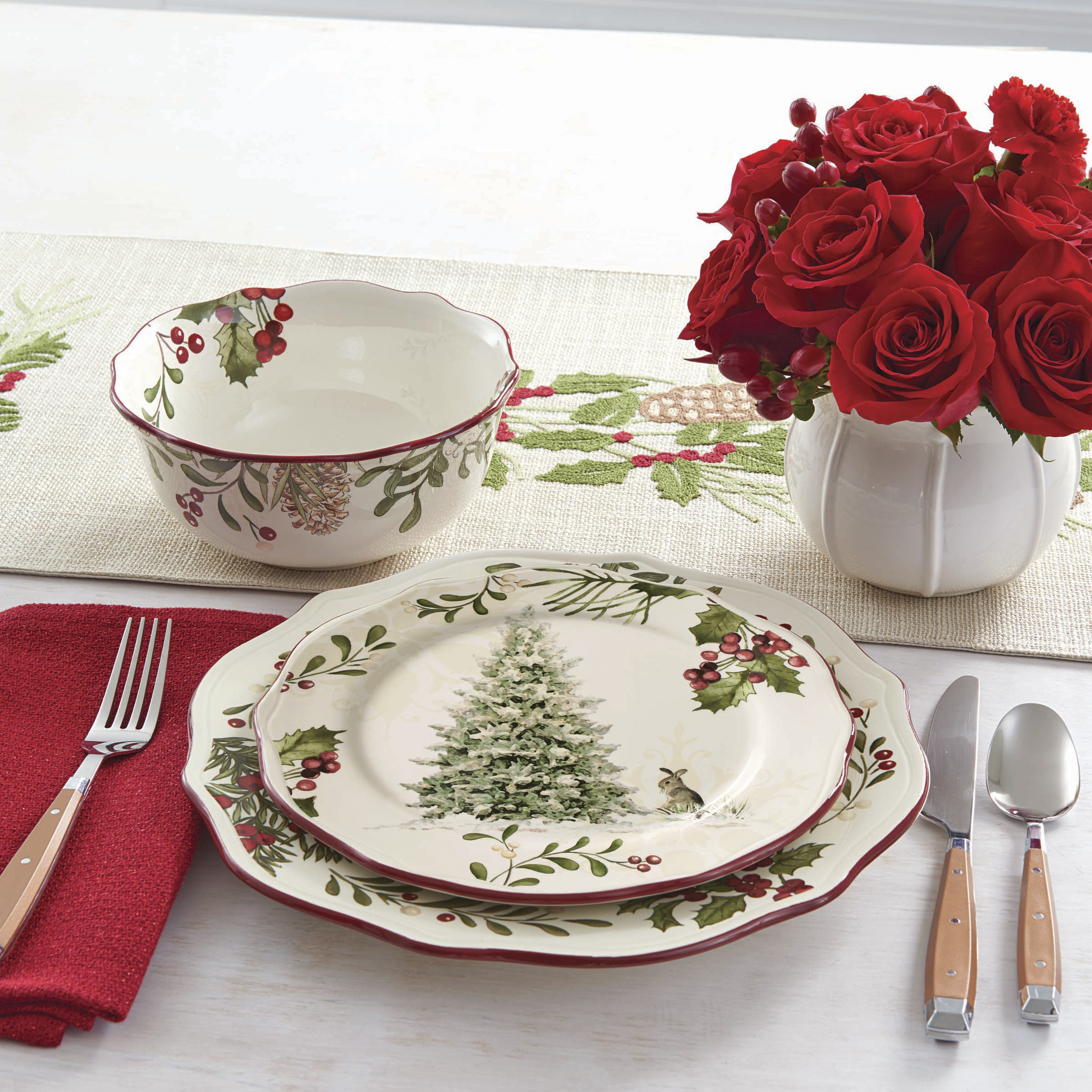 dinnerware sets for 12 better homes and gardens heritage 12 dinnerware set 12224