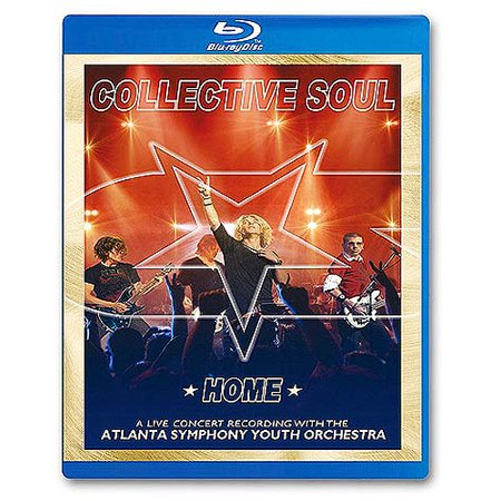 COLLECTIVE SOUL - HOME: A LIVE CONCERT RECORDING WITH THE ATLANTA SYMPHONY YOUTH ORCHESTRA