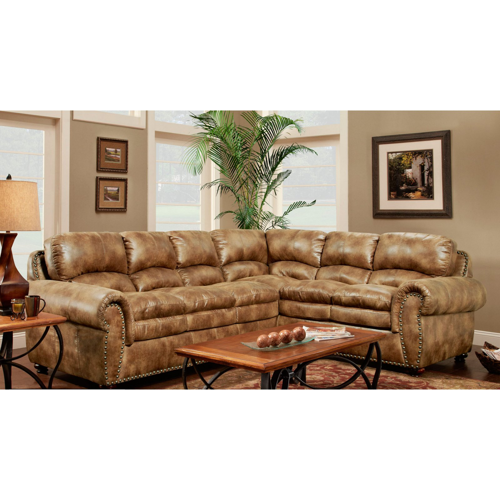 Chelsea Home Santa Fe Sectional