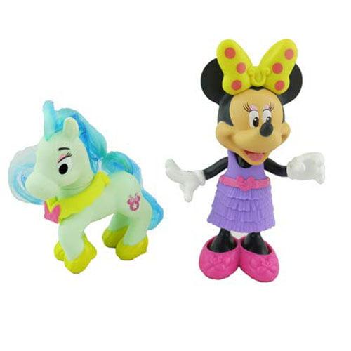 Disney Minnie Mouse Jump 'n Style Pony - Replacement Minnie & Pony Toy BJP02