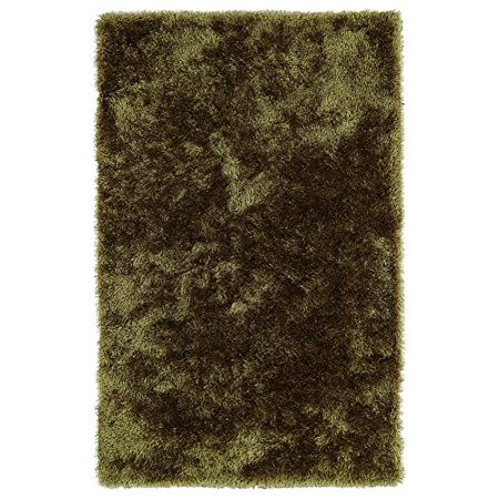 Handmade Collection (Kaleen Rugs Posh Collection PSH01-23 Olive Handmade 8' x 10' Rug)