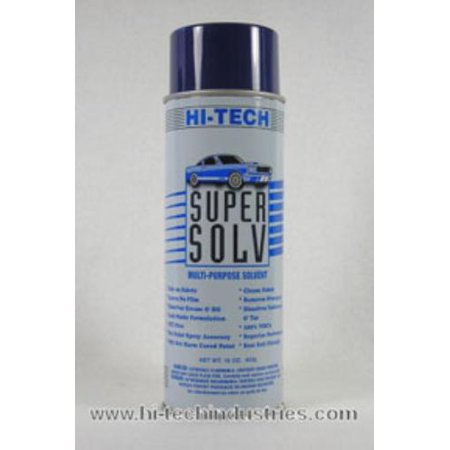 Super Solvent - Hitech Industries HIT-HT18007 Hi-tech Super Solv Multi-purpose Solvent.