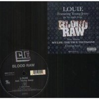 Blood Raw [Single] (Vinyl) (explicit)