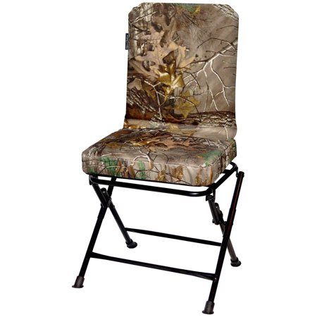 Realtree Xtra Oversized Swivel Hunting Chair Walmart Com