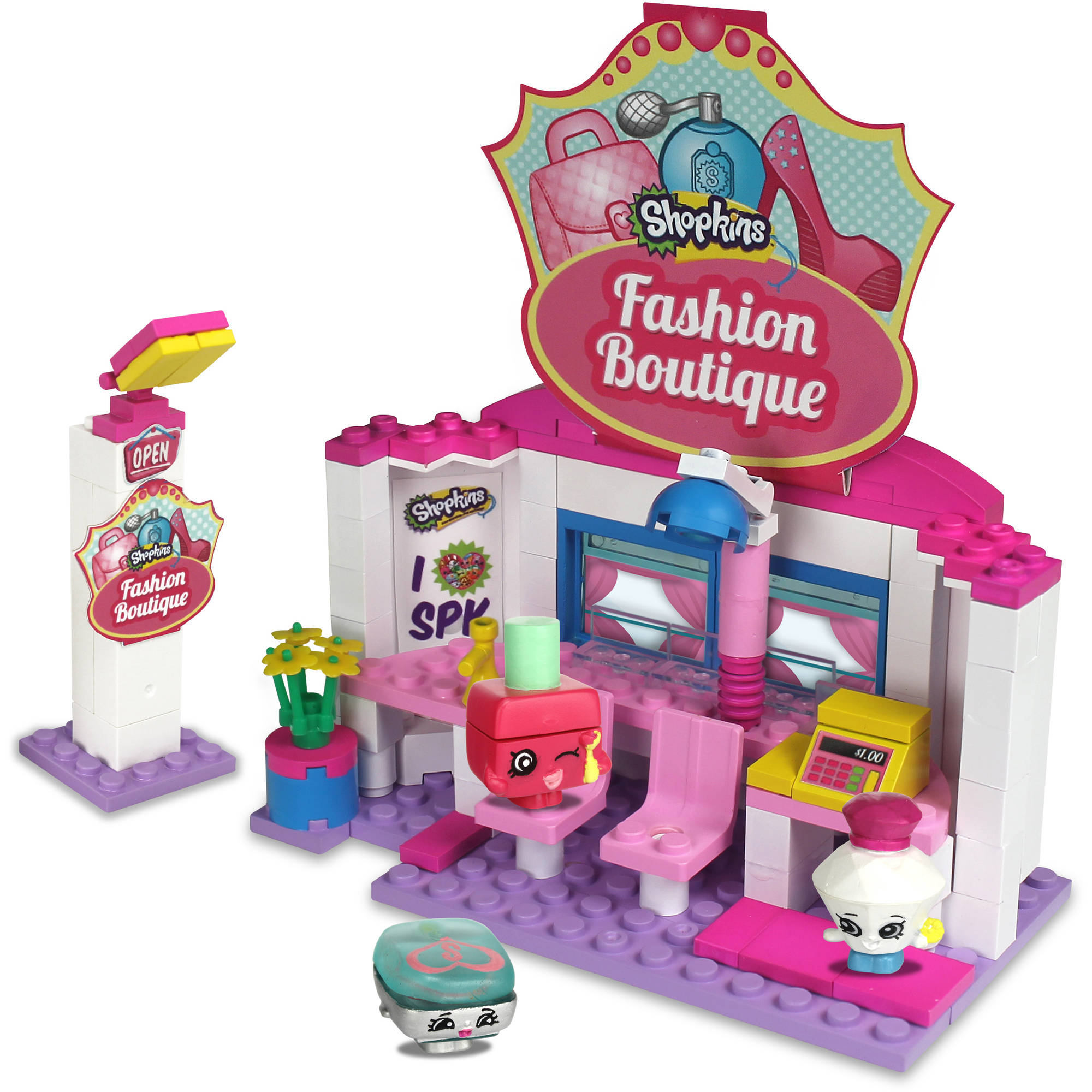 Shopkins Kinstruction Fashion Boutique