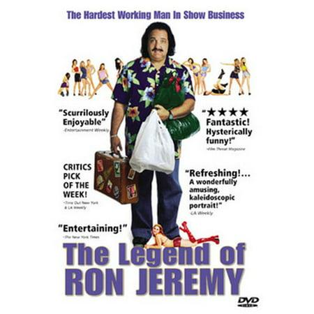 Porn Star: The Legend Of Ron Jeremy (DVD)