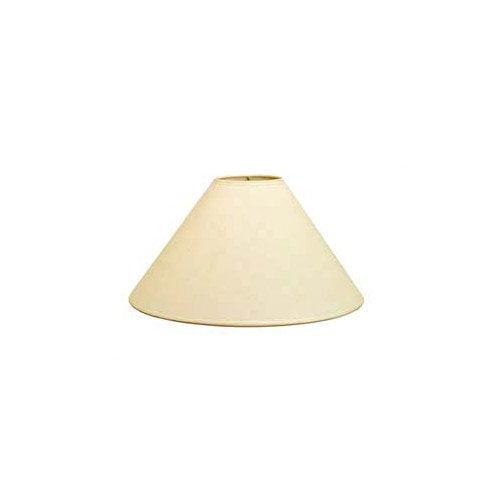 Deran Lamp Shades 16'' Hard Back Linen Empire Lamp Shade