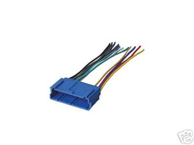 stereo wire harness buick century 03 04 05 car radio wiring installation  partscarxtc ship from us  walmart