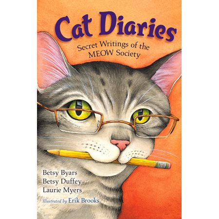 Cat Diaries : Secret Writings of the MEOW Society - Halloween Cat Meow Sound