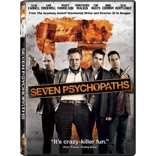 Seven Psychopaths (Widescreen)