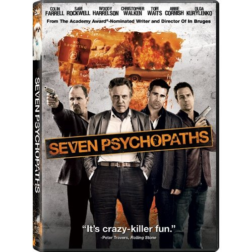 Seven Psychopaths (Widescreen)