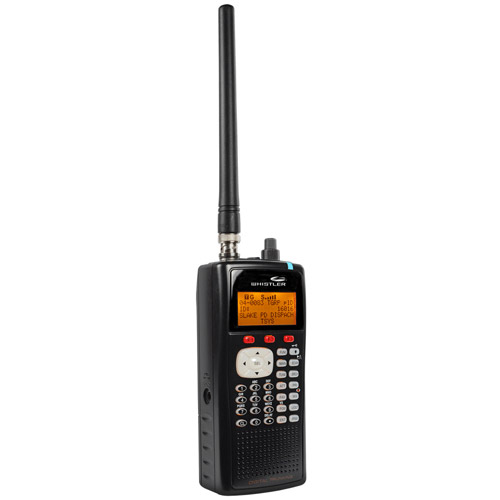 Whistler Handheld Digital Trunking Scanner