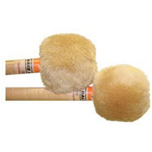 Mike Balter Concert Bass Drum Mallets Cbd5 Rollers (Pair) by Mike Balter
