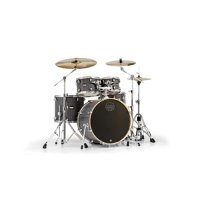 Mapex Mars Series 5 Piece Rock Drum Shell Pack - Smokewood