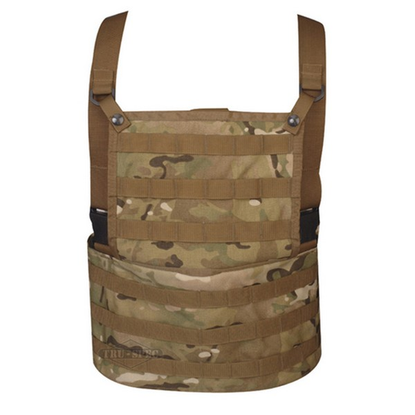 5Ive Star Gear 6580000 Truspec Molle Compatible Rack Vests Tru Coyote