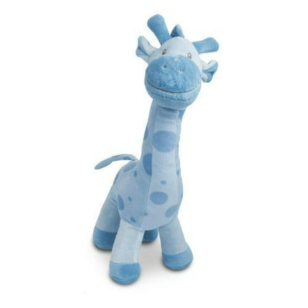 Beverly Hills Teddy Bear Company Stuffed Giraffe in Blue, 15