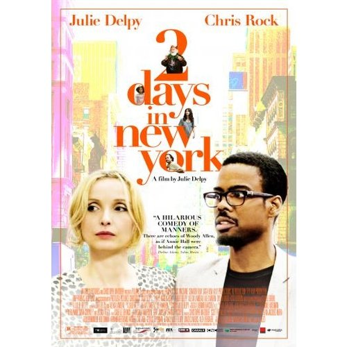 2 Days In New York (Widescreen)