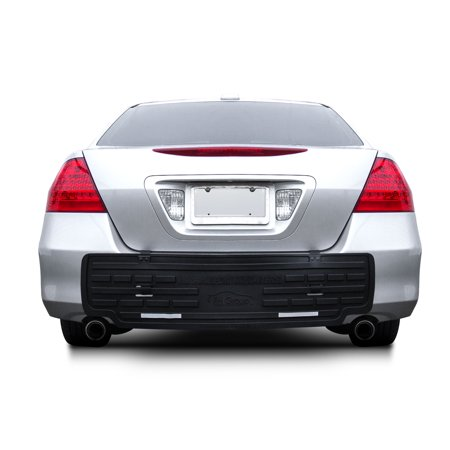 FH Group Rear Bumper Protector Guard Car SUV Truck Van Park Protect Wide (Car Guard Systems)