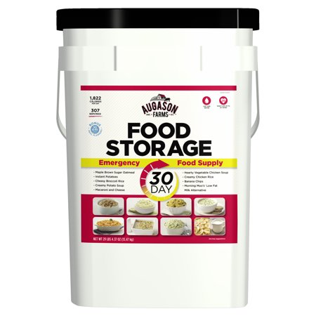 Augason Farms 30-Day Emergency Food Storage Supply - Supply Store