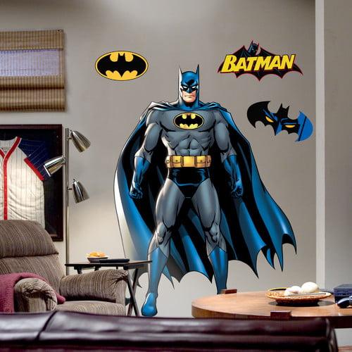 Fathead Super Heroes Batman Wall Decal