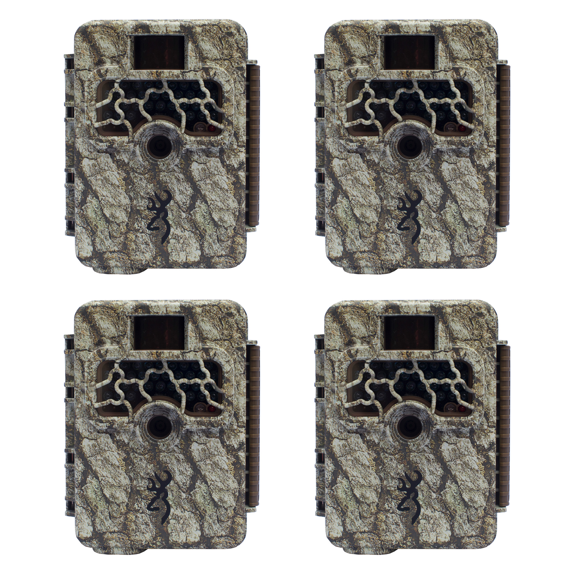 Browning Trail Cameras Command Ops 14MP Infrared Game Camera, 4 Pack | BTC4-14 by Browning Trail Cameras