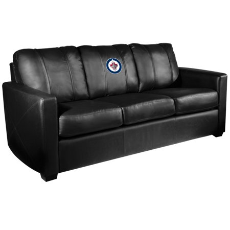 Pleasing Winnipeg Jets Nhl Silver Sofa Gmtry Best Dining Table And Chair Ideas Images Gmtryco