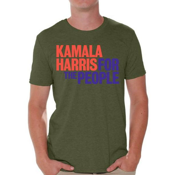 Kamala Harris Adult and Youth T-shirt – Upstate MN