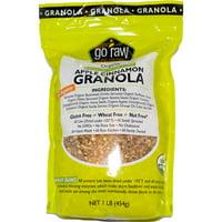 Go Raw, Organic Granola, Apple Cinnamon, 1 lb (pack of 1)