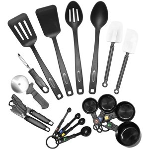 Farberware Classic 17-Piece Kitchen Tool and Gadget Set