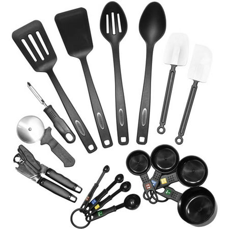 Farberware classic 17 piece kitchen tool and gadget set walmart farberware classic 17 piece kitchen tool and gadget set teraionfo