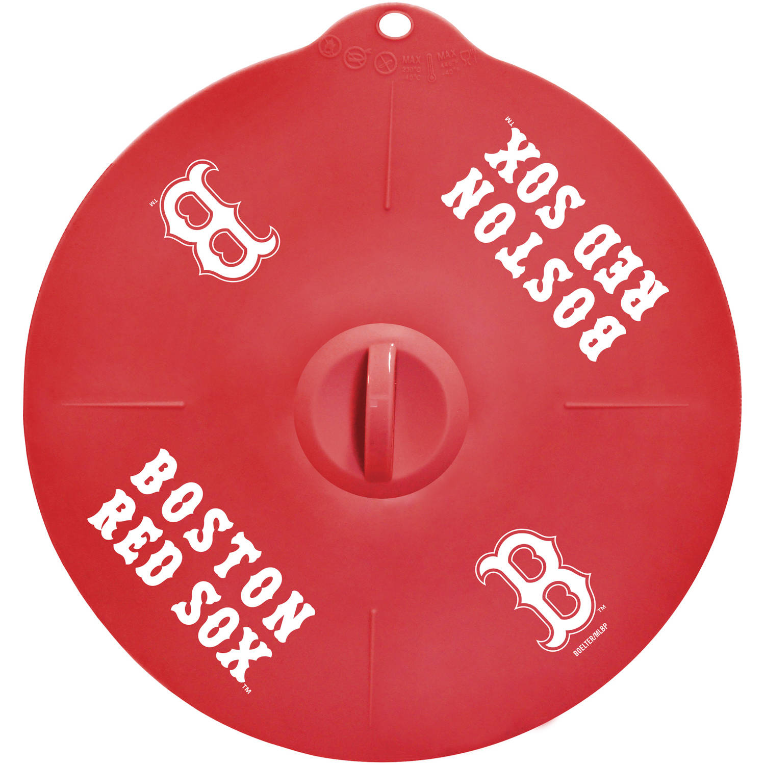 MLB Boston Red Sox Silicone Lid