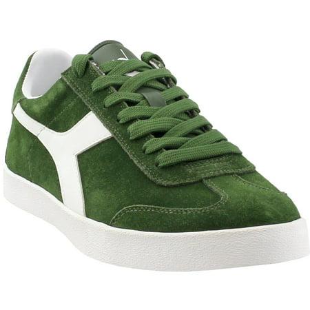 Diadora Mens Pitch  Casual Sneakers Shoes - Diadora Tennis Apparel