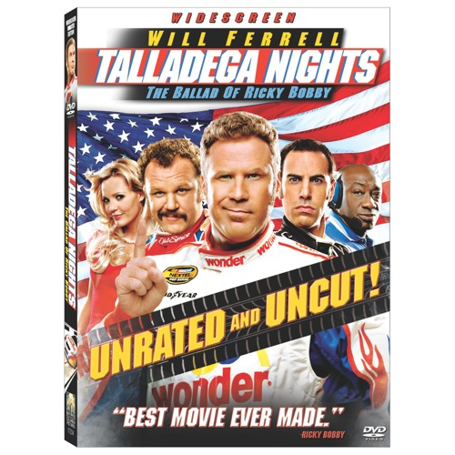 Talladega Nights: The Ballad Of Ricky Bobby - Revved Up Edition (Unrated) (Widescreen)