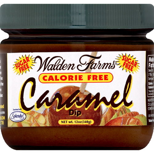 Walden Farms Caramel Dip, 12 oz (Pack of 6)