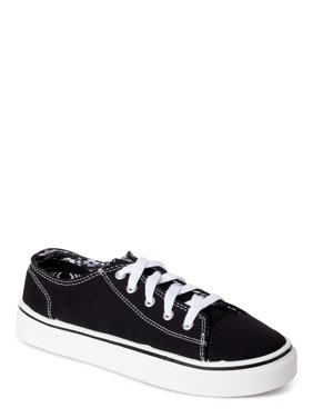 Wonder Nation Casual Canvas Lace Up Sneaker (Little Boys & Big Boys)