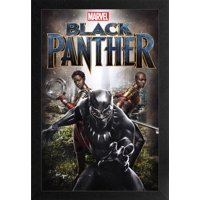 Black Panther Movie Wall Decoration Home Decor Theater Media Room Man Cave