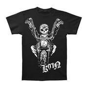 Korn Men's  Easy Rider 06 Tour T-shirt Black