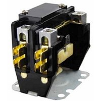 Packard C140A Contactor 1 Pole 40 Amps 24 Coil Voltage