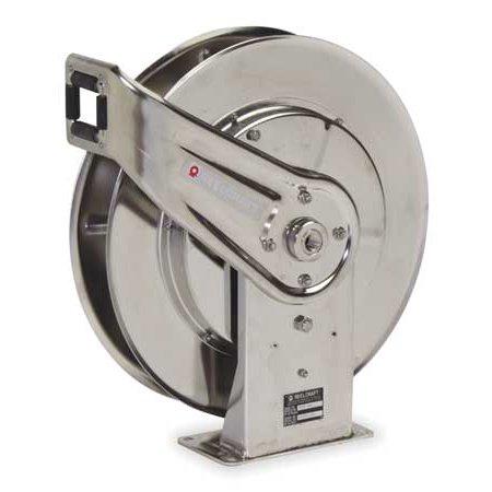 Reelcraft 7800 Ols1 Hose Reel  1 2 In   50 Ft  L  500 Psi  150F