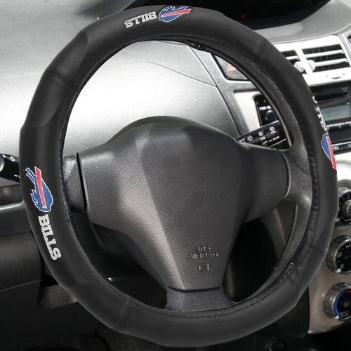 Buffalo Bills Steering Wheel Cover - No Size