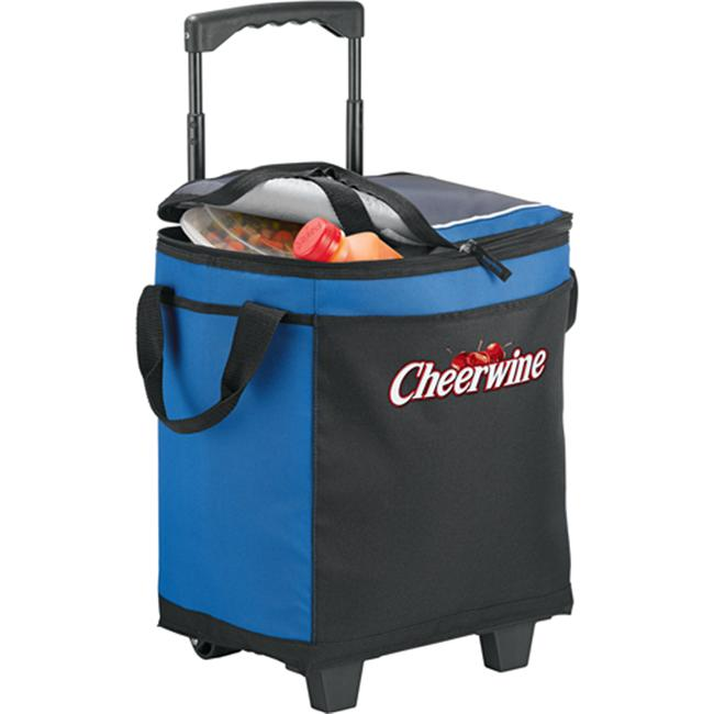 Leeds 3850-32 CA Innovations Collapsible 32 Can Cooler - Royal