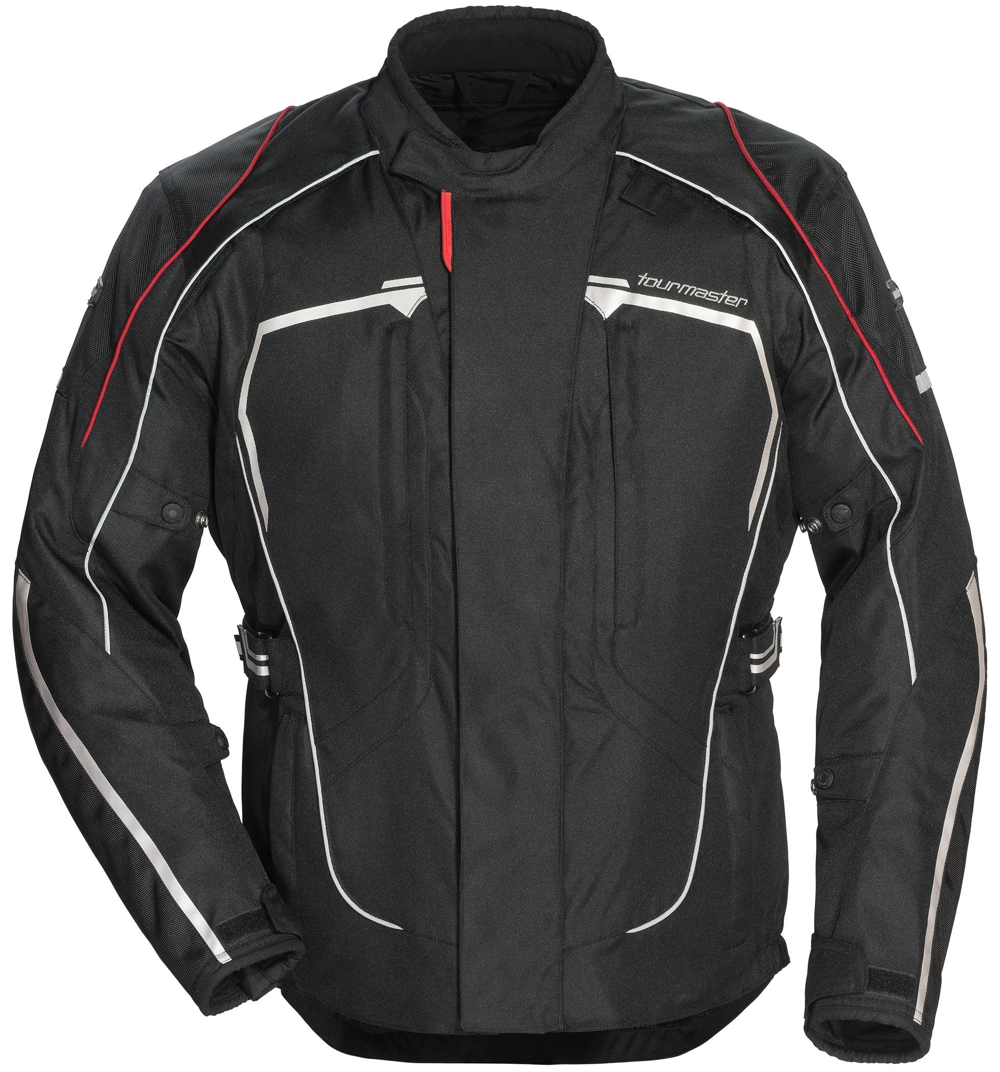 Tourmaster Advanced Jacket Black/Black 2X-Tall 8736-0105-18