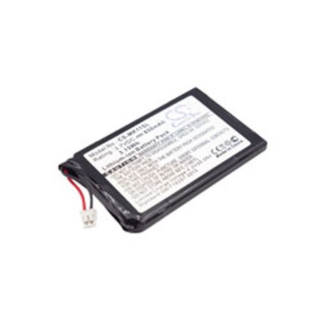 Replacement for CS-MK11SL CS-MK11SL TOSHIBA PDA, POCKET PC BATTERY replacement battery