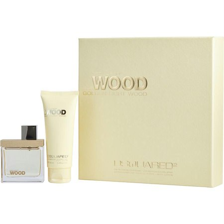Dsquared2 Gift Set She Wood Golden Light Wood By Dsquared2 - image 1 of 1