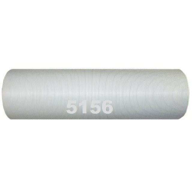 """US 5/"""" Width Long Universal Portable Air Conditioner Exhaust Hose Extra Plastic"""