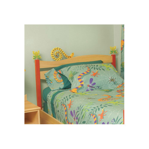 Room Magic Little Lizards Panel Headboard