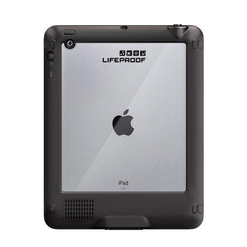 LifeProof Apple iPad Nuud Case, Black