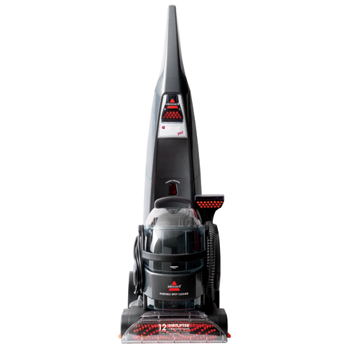 Superb Bissell DeepClean Lift Off Deluxe Pet Upright Deep Cleaner, 24A4