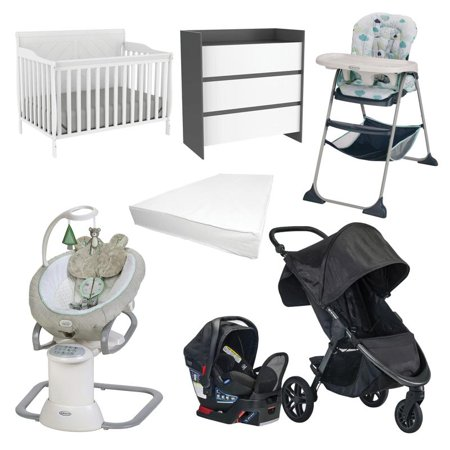 Nursery Furniture Britax Gear Set