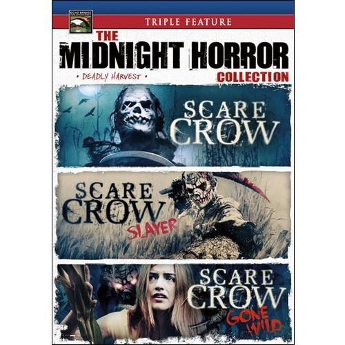 The Scarecrow Triple Feature